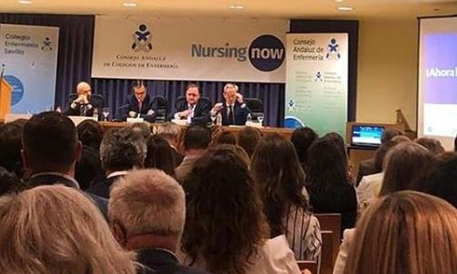nursing now andalucia
