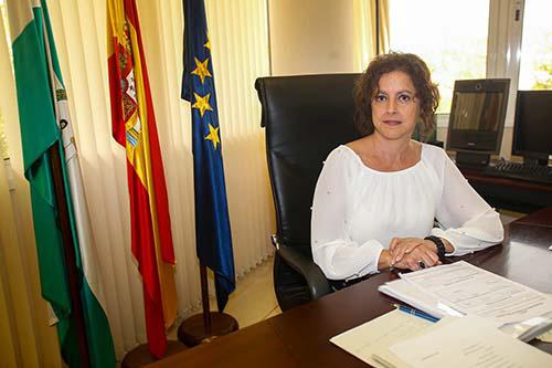Catalina García, viceconsejera de Salud y Familias de la Junta de Andalucía