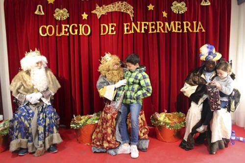 reyes magos enfermería Jaén