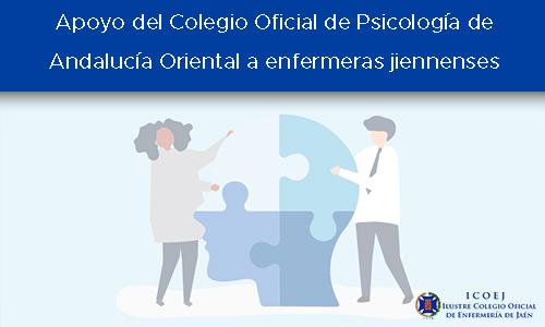 apoyo colegio psicologia andalucia orienta a enfermeras