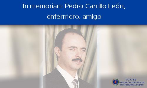 in memoriam Pedro Carrillo
