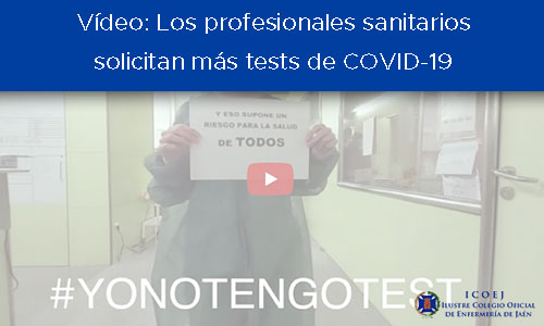 video tests covid19