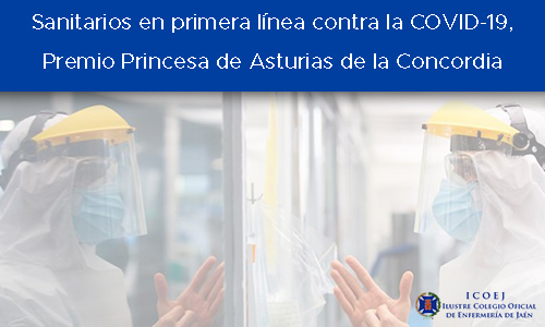 sanitarios premio princesa de asturias de la concordia