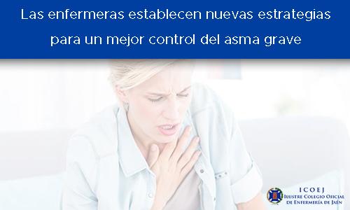 asma grave protocolo enfermeras