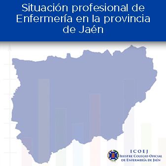 situacion laboral enfermería Jaén