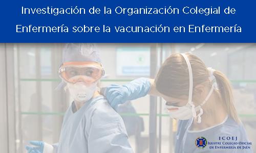 vacunación enfermería