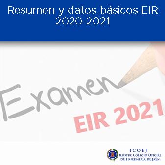 resumen examen eir 21