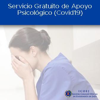apoyo psicologico covid19