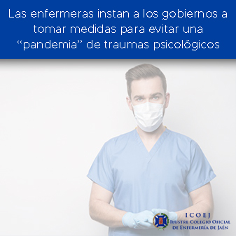 enfermeras pandemia traumas psicológicos