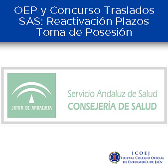 OEP y Concurso Traslados SAS Reactivación Plazos Toma de Posesión
