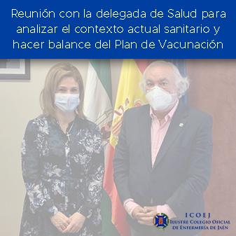 reunion vacunacion delegada salud enfermeria