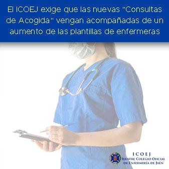 consultas acogida enfermeras