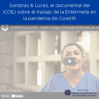 sombras luces covid19 documental enfermeria