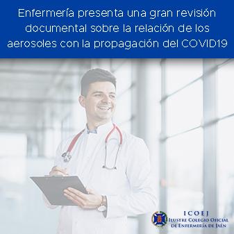 revision documental aerosoles covid19