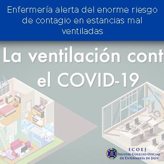 ventilacion covid19