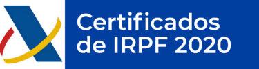 certificados irpf