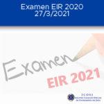 examen eir 2020