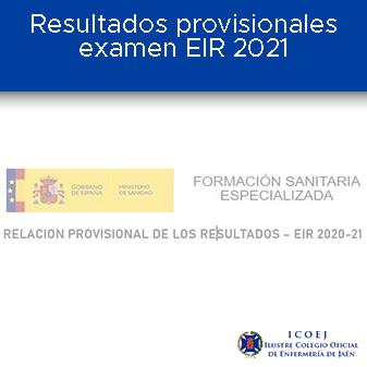 resultados provisionales eir 2021