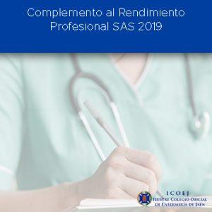 complemento rendimiento sas 2019
