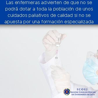 paliativos formación especializada